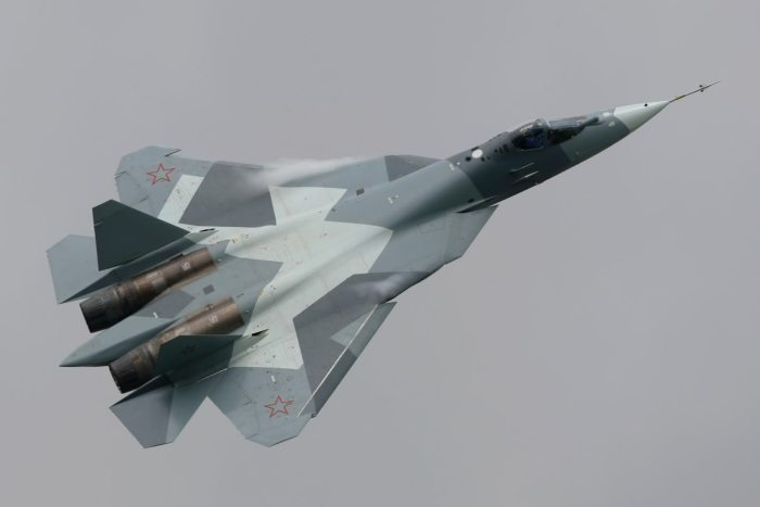 T-50 (PAK-FA) bild från someinterestingfacts.net